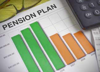 pension saving plans