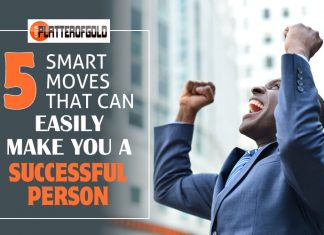 how to easily become a successful person