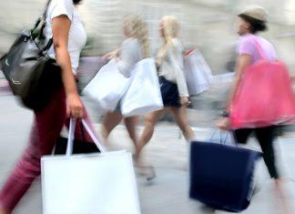 shopping customers