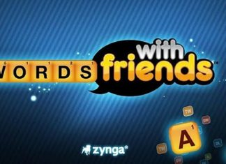 Words With Friends Android puzzle game apps