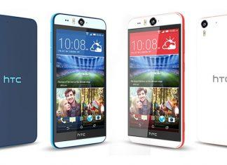 HTC Desire Eyes