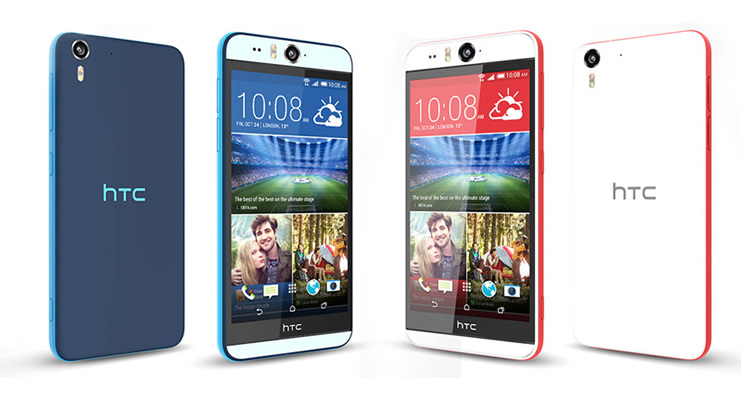 HTC Desire EYE Features, Specs And Reviews