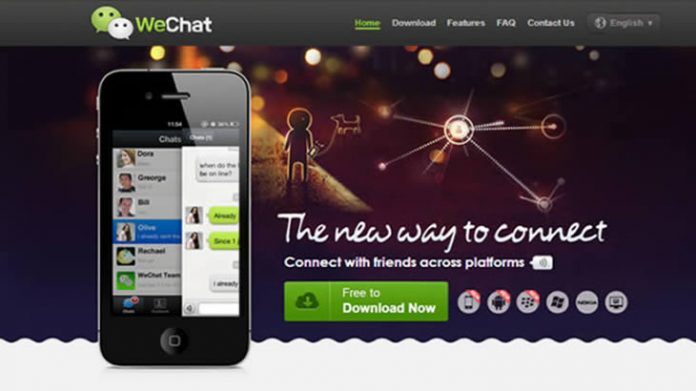 WeChat Messaging App For Windows, Android, Blackberry, iOS