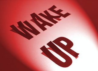 wake-up call for young entrepreneurs