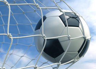 Football goals scored in EPL