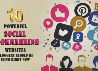 powerful social bookmarking websites and tools
