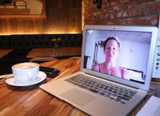 skype video call on mac