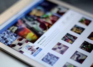 Instagram iPad Air 2 hero