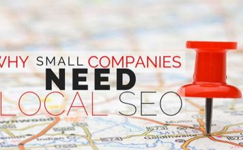 why small companies need local seo and marketing