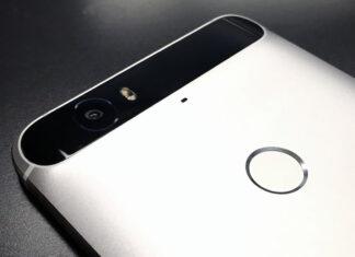Huawei Nexus 6P Android smartphone