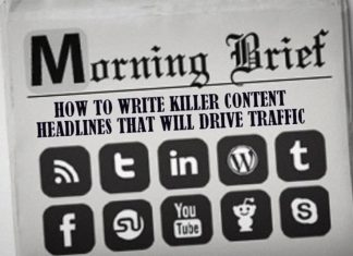 how to write better contents headlines for your website
