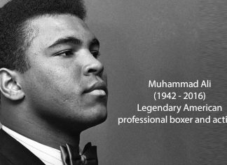 Legendary Muhammad Ali