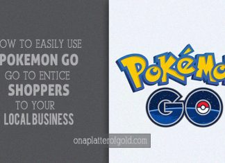 Pokeman Go for business sales