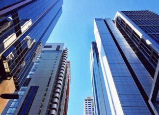 Phillip Street skyscraper, Sydney, Australia