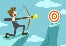 entrepreneur trying hit targeted marketing