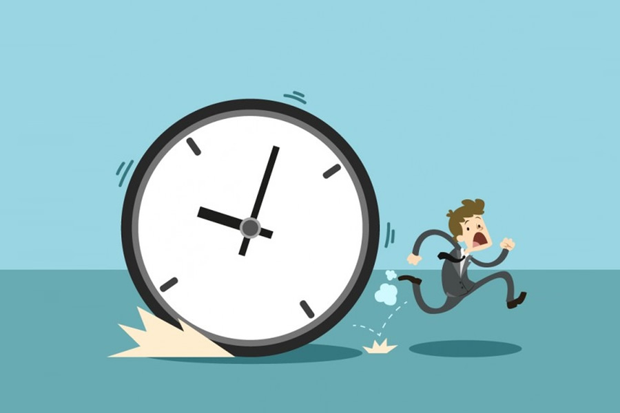 Top 15 Types Of Time Wasters You Should Stay Away From